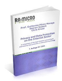 Privacy and Data Protection on the Internet Sector